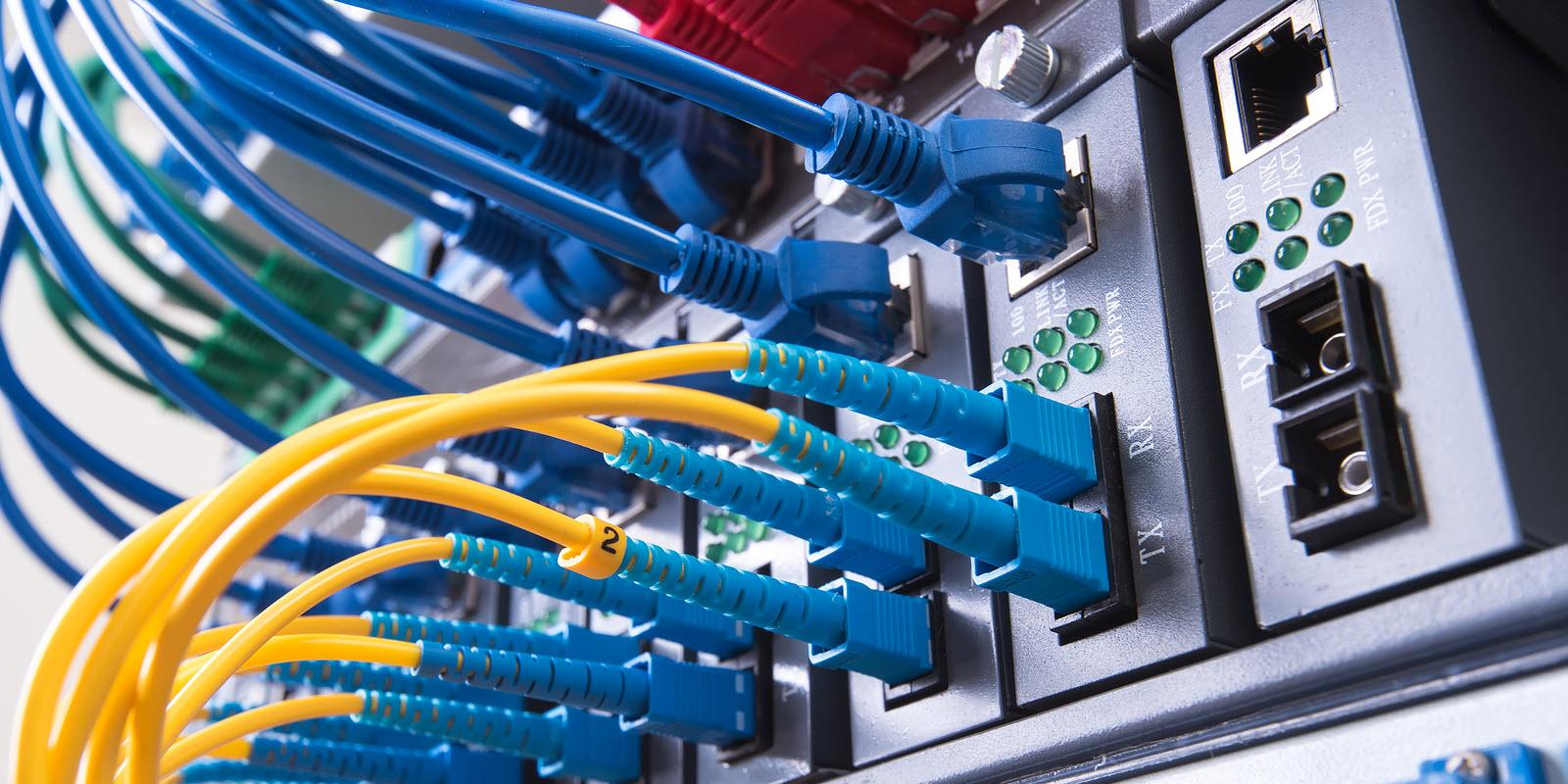 Fiber Optic Technology Home Wiring Wyllnets Optics Services